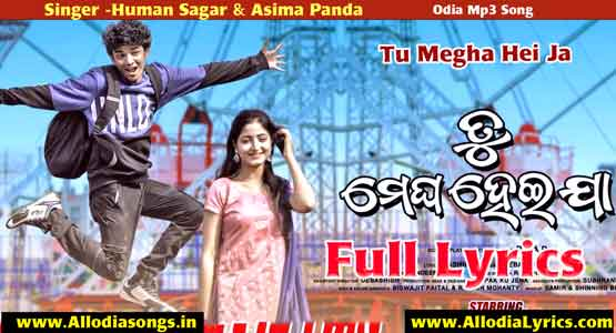 Tu Megha Heija Lyrics Odia Song Lyrics